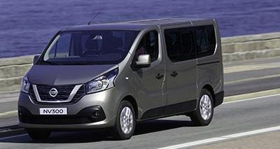 NV 300 autoutilitară, covoraş auto-spate 2014-