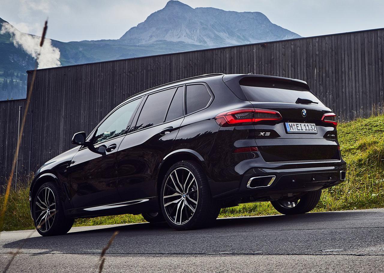 Nou! Covorase auto pentru BMW X5 xDrive45e 2019->