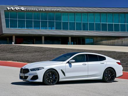Nou! Covorase auto pentru BMW Seria 8 Gran Coupe (G16) 2020->