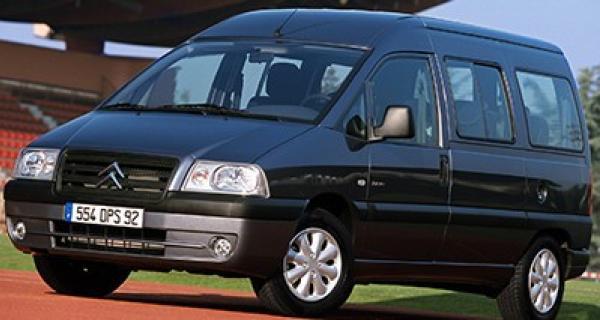 autoutilitară 2004-2007