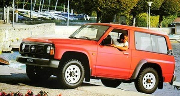 Y60 Hardtop scurt 1987-1997