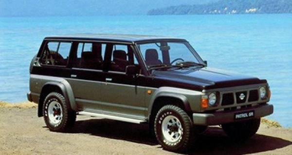 Y60 Wagon lung 1987-1997