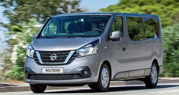 NV 300 covoraş auto- faţă 2014-
