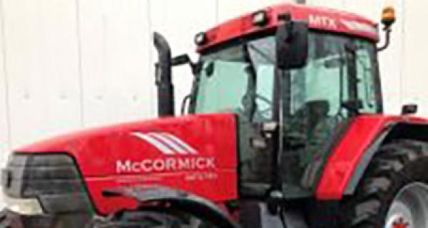 MC Cormick MTX / MC