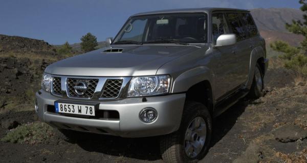 Y61 Hardtop 1997-2010