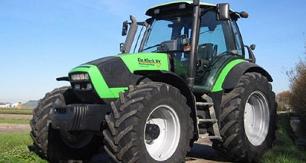 Deutz Agrotron 105-150 MK3